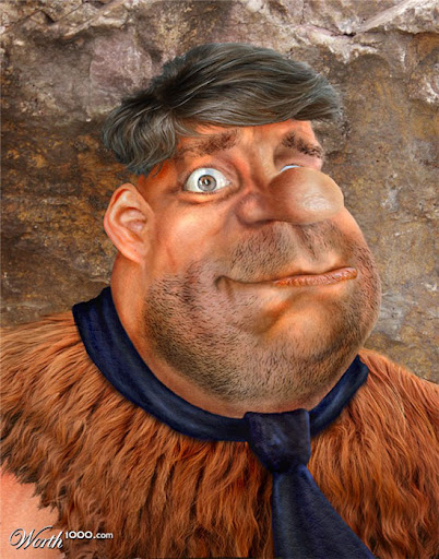 Fred Flintstone Untooned