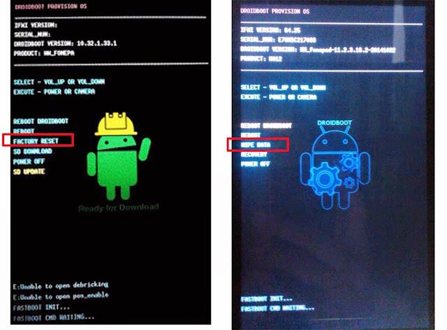 Berbagi ilmu android dan apple: SHARE cara Flash Asus K012