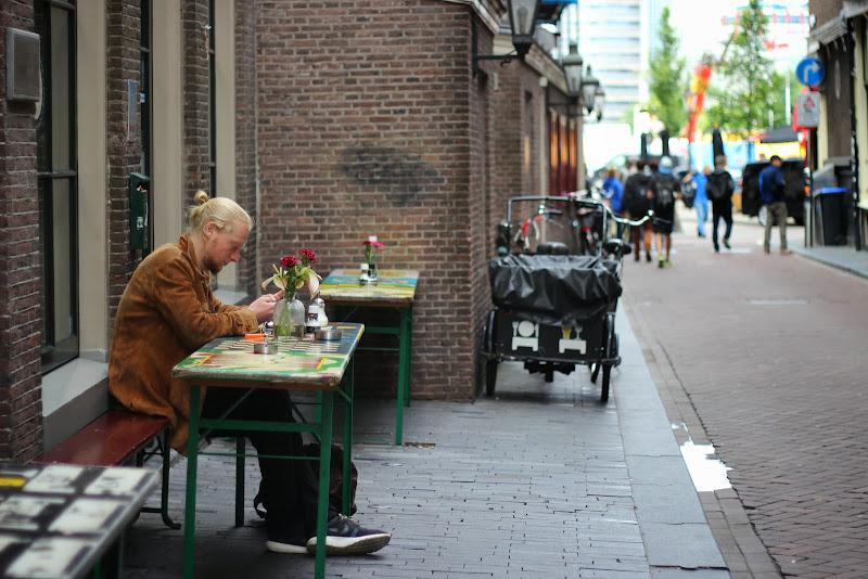 По дороге к Амстердаму