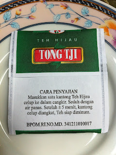 TIGERLILY'S BOOK: Review: Teh Hijau Tong Tji