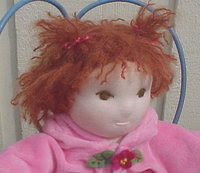 "10-11"" Custom Waldorf Doll"
