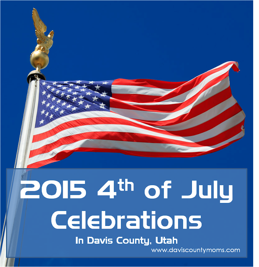 4th of July Celebrations in Davis County, Utah