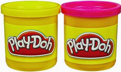 Đồ chơi Bột nặn 2 màu Play-doh hình con ong thật bổ ích và lý thú