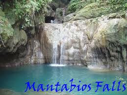 mantabios falls