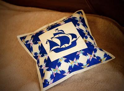 морская подушка