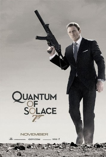 Poster Of Quantum of Solace (2008) Full Movie Hindi Dubbed Free Download Watch Online At Alldownloads4u.Com