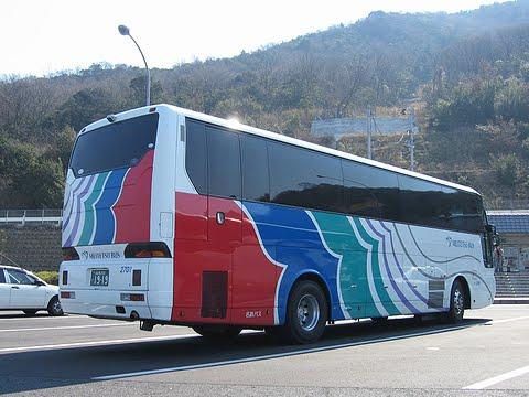 名鉄バス「さぬきエクスプレス名古屋号」 2701 リア