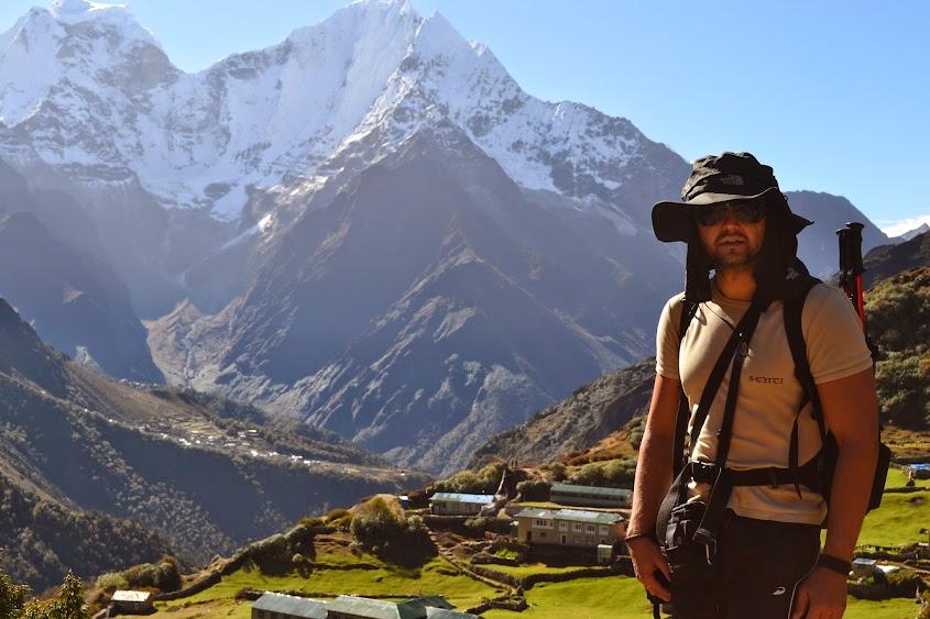 Трек к Эвересту через Гокио октябрь 2013