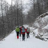 Ciaspole 20 Gennaio 2013 Alpeggio Sellery a Monte Val Sangone