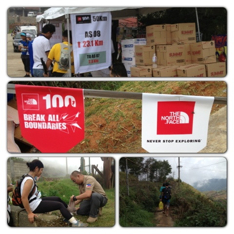 TNF100 Trail Run, Baguio City