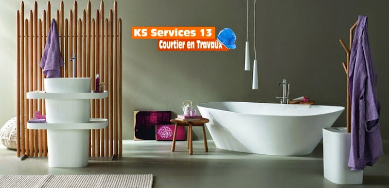 ks services 13 choisir un pro pour concevoir ou moderniser sa salle de bain. Black Bedroom Furniture Sets. Home Design Ideas