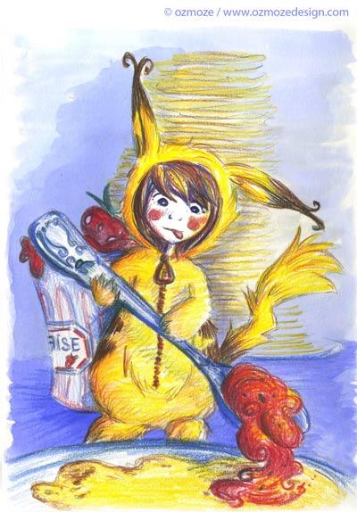chandeleur pikachu