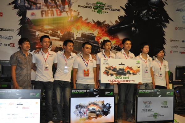 WCG 2013: Kết quả vòng chung kết quốc gia 3