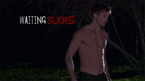 true blood season 4 eric. True Blood Season 4: Waiting