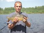 Максим Камбаров. Рыбак со стажем