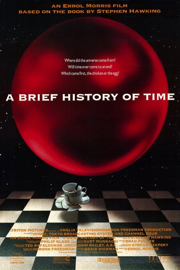 a brief history of time memoriando