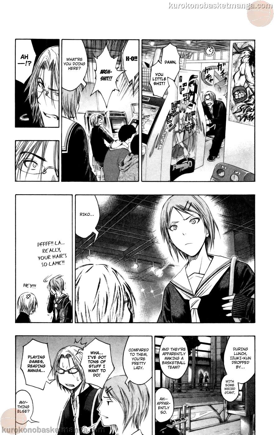 Kuroko no Basket Manga Chapter 96 - Image 06