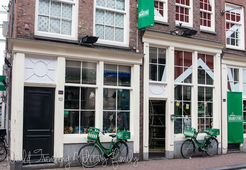 Heineken Experience - Amsterdam, Netherlands