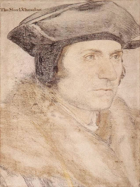 Hans Holbein the Younger - Sir Thomas More