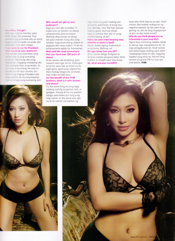Ruffa Mae Quinto FHM http://covergirlsonline.blogspot.com/2011/03/fhm-philippines-february-2010-issue.html