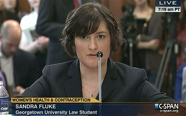Catholic law school student helps Obama win contraception debate