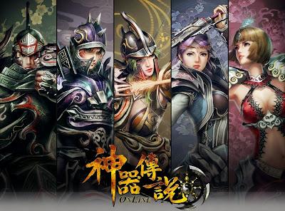 台灣自製品質保證的《神器傳說Online》,五大特色神器上線:全球獨創法寶系統、百款神器戰法百變、伴生靈寵助力滿點、天梯鬥法稱霸仙界、東方奇幻華麗場景真實展現。以東方神話為題材,超自由度與極豐富的競技對戰,引領玩家一同進入栩栩如生的東方奇幻世界,寫下你我的神器戰史。