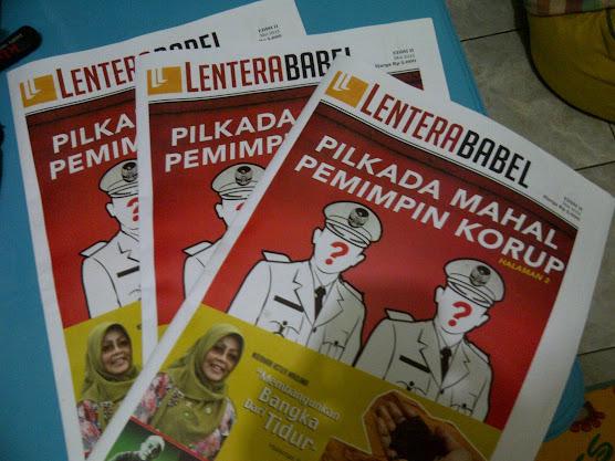 Pusat Percetakan Koran Tabloid