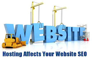 Hosting Affects Website SEO