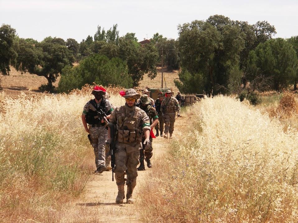 """Fotos de """"THE FINAL WAR"""". La Granja. 23-06-13 PICT0125"""