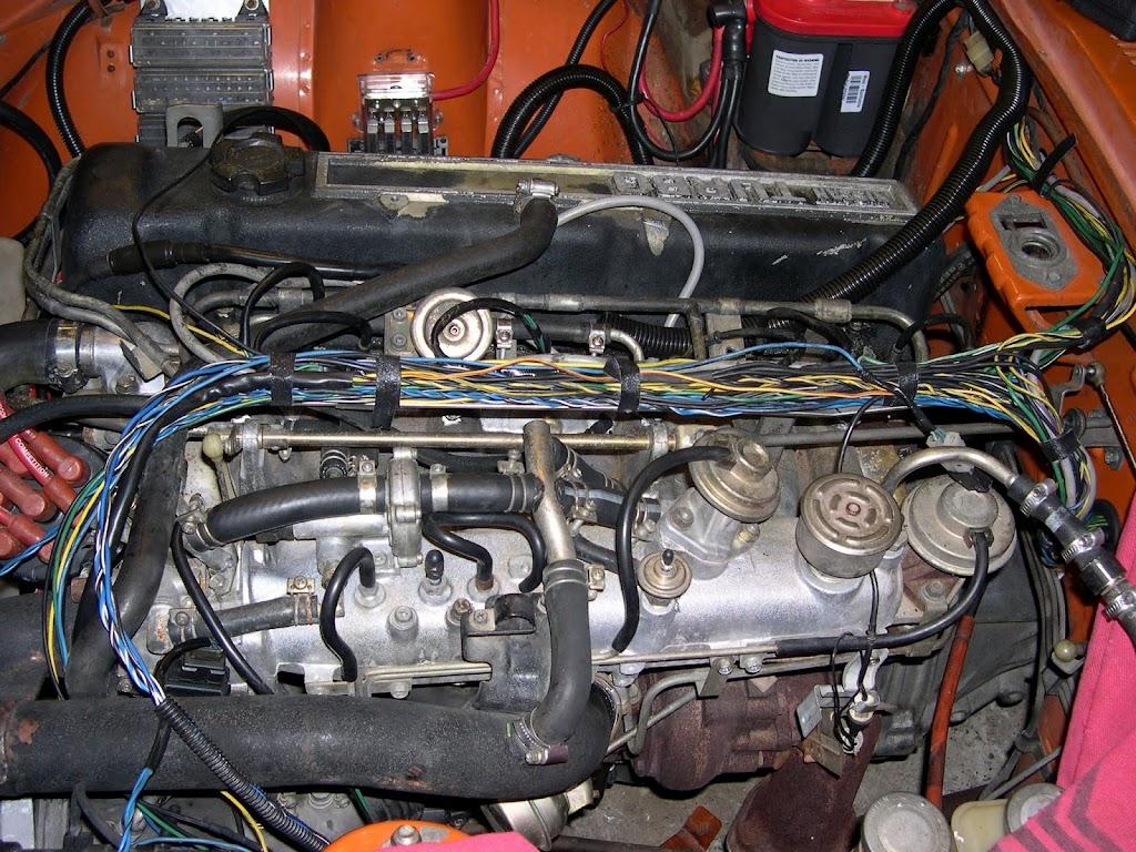Chronicals of rejracers L28ET swap - Nissan L6 Forum - HybridZ
