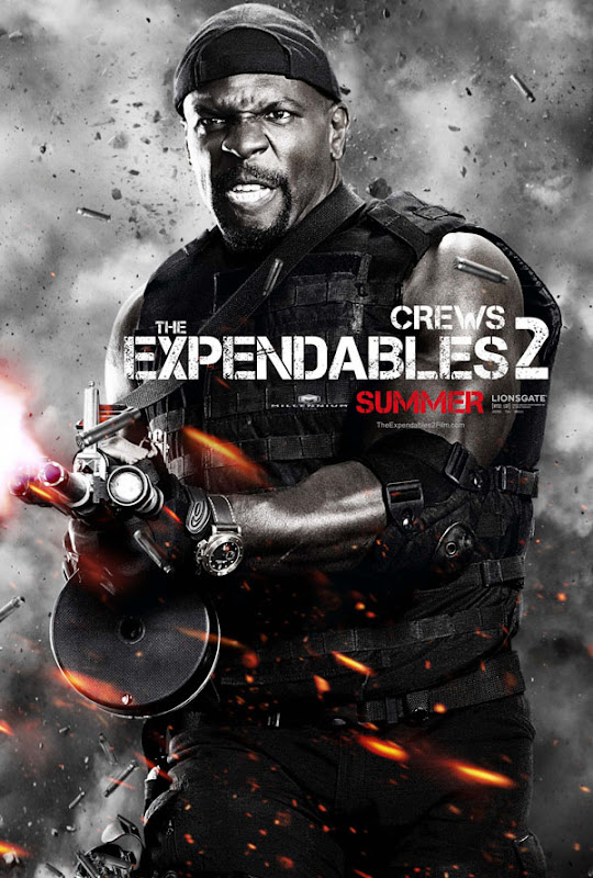 expendables two ver11 xlg The Expendables 2   Galeria de Posters e Trailer.
