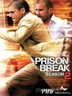 Phim Vượt Ngục Phần 2 - Prison Break Season 2 (2006)