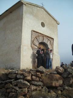 En la ermita de San Vicente