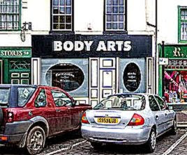Body Arts Doncaster Body Art Pictures