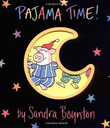 15 Board Books for Young Toddlers: Sandra Boynton's Pajama Time