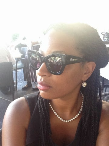 Leah Frazier Dallas Fashion Blogger Beauty4Ashes Karen Walker Eyewear