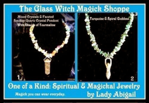 One Of A Kind Spiritual And Magickal Jewelry By Lady Abigail Y - 50 00