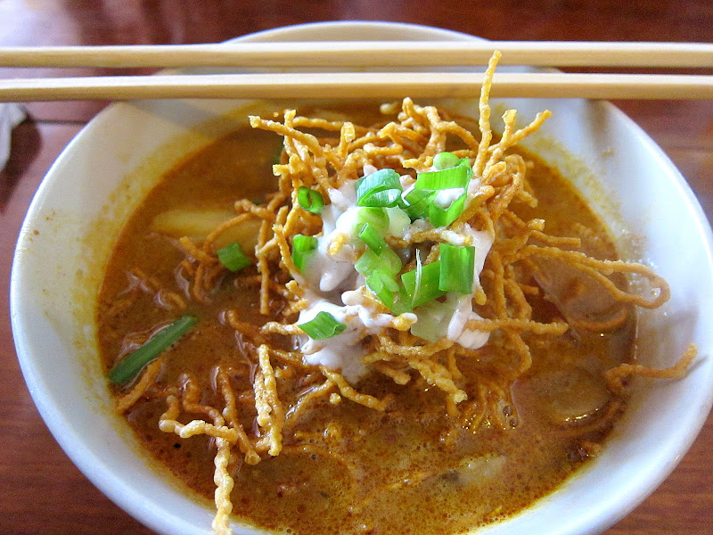 Thai food - Khao Soi