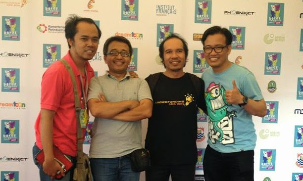 BIAF 2014 Ajang Kumpul Pelaku Industri Kreatif Dunia