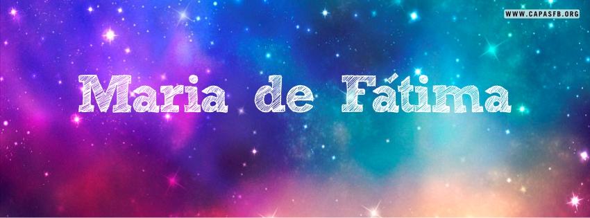 Maria de Fátima