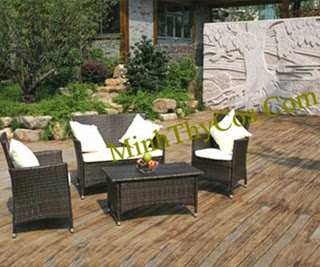 Rattan Sofa Set-MT115