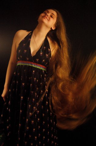 photo images very long hair girl