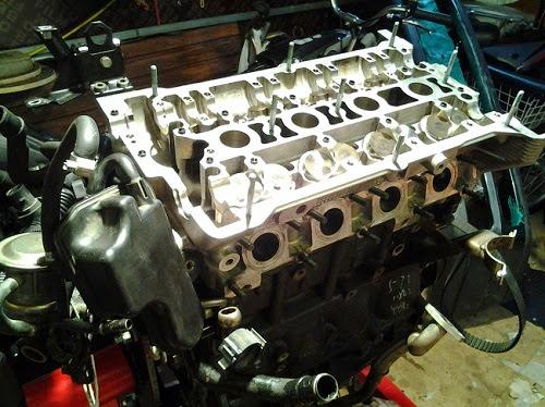 kitiiz: VW Vento 1.8T  Kansi