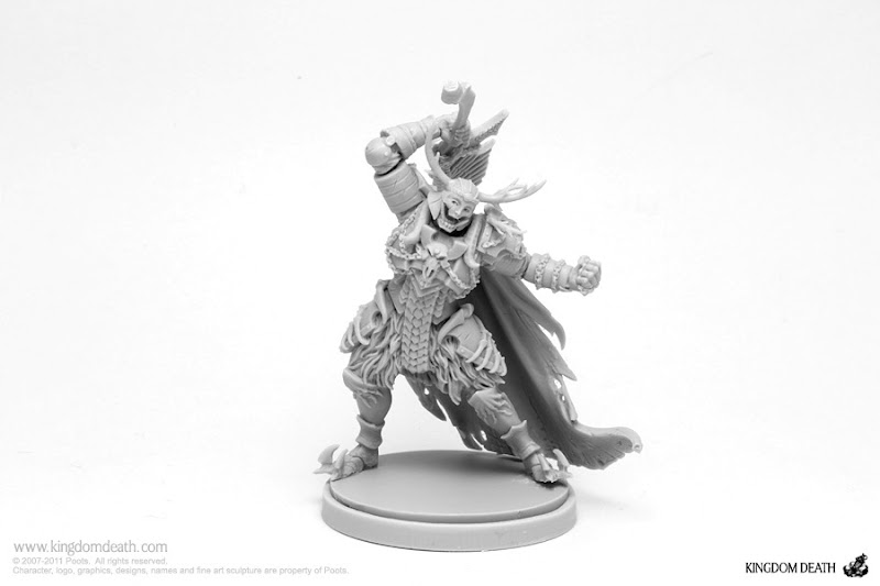 kingdom death character forsaker