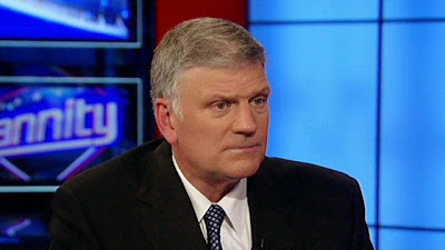 Franklin Graham Responds to Presbyterian Church's Apostasy
