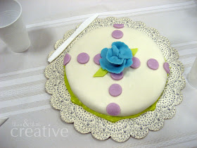 Can You Freeze A Rolled Fondant Cake