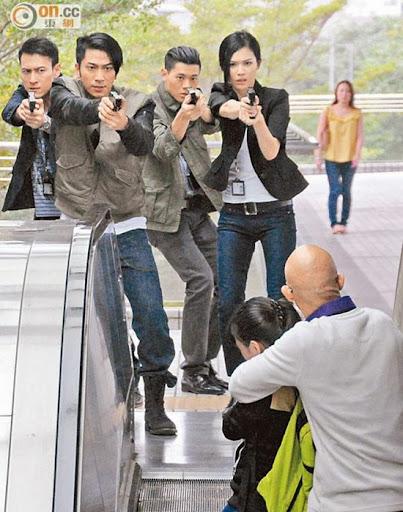 Trung Gian Nhân - TVB 2013