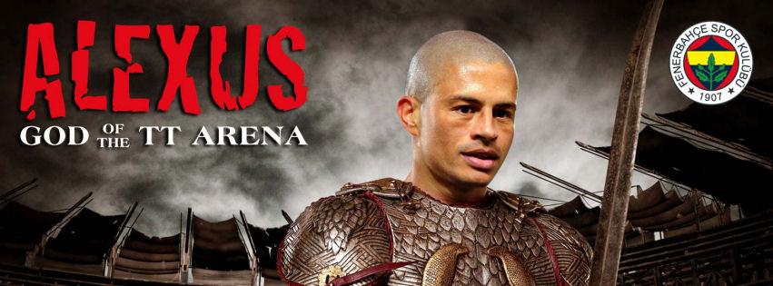 Alex De Souza tt arena fatihi facebook kapak fotoğrafı