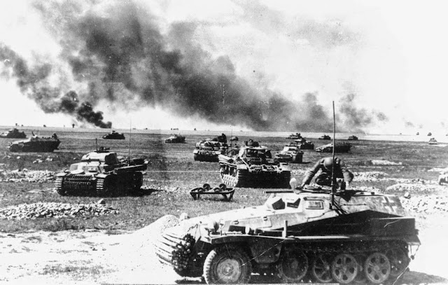 Germans Tanks Operation Barbarossa