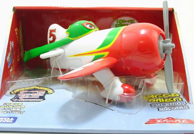 Mô hình máy bay El Chupacabra có âm thanh phù hợp với trẻ em trên 3 tuổi